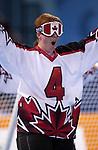 Amy Alsop de l'équipe canadienne qui a battu par 2 à 0 en ronde de qualification l'équipe américaine une des meilleures du tournoi (Jean-Baptiste Benavent 20 septembre).