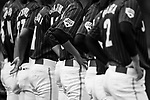 Japanese players during the BFA Women's Baseball Asian Cup match between Pakistan and Japan at Sai Tso Wan Recreation Ground on September 4, 2017 in Hong Kong. Photo by Marcio Rodrigo Machado / Power Sport Images<br /> <br /> (EDITOR NOTE... Black and White Changed on Lightroom)