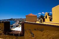 Portugal, Madeira, Fortaleza de Sao Tiago in Funchal