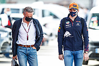 VERSTAPPEN Max (ned), Red Bull Racing Honda RB16B, portrait during the Formula 1 Heineken Grande Prémio de Portugal 2021 from April 30 to May 2, 2021 on the Algarve International Circuit, in Portimao, Portugal<br /> FORMULA 1 : Grand Prix Portugal - Essais - Portimao - 01/05/2021<br /> Photo DPPI/Panoramic/Insidefoto <br /> ITALY ONLY