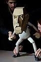 Puppetry, mask, mime portfolio