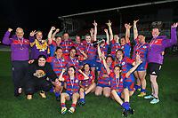 211006 Horowhenua Kapiti Women's Rugby Final - Rahui v Levin COB