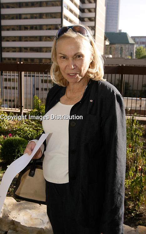 Montreal (Qc) CANADA - August 26, 2008 - <br /> MOnique Mercure, actress<br /> , Finalist at the 2008 Gemeaux Awards
