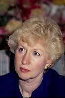 Montreal (QC) Canada- File Photo (between 1992 and 1999) - Kim Campbell