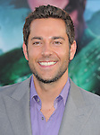 Zachary Levi at Warner Bros. Pictures World Premiere of Green Lantern held at Grauman's Chinese Theatre in Hollywood, California on June 15,2011                                                                               © 2011 DVS/Hollywood Press Agency