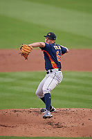 Houston Astros pitcher Brandon Bielak (64) during a Major League Spring Training game against the St. Louis Cardinals on March 20, 2021 at Roger Dean Stadium in Jupiter, Florida.  (Mike Janes/Four Seam Images)