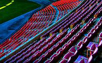 Washington, D.C. - Friday, November 10, 2017: Final D. C. United media meeting at RFK Stadium.