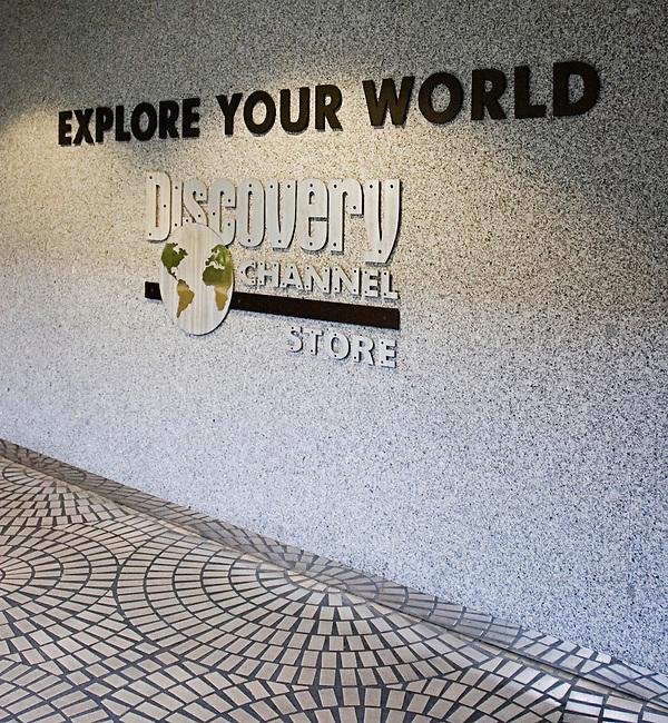 Discovery Channel, Embarcadero, San Francisco, California