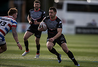 Will Barthau during the Kingstone Press Championship match between London Broncos and Rochdale Hornets at Castle Bar , West Ealing , England  on 26 March 2017. Photo by Steve Ball / PRiME Media Images.