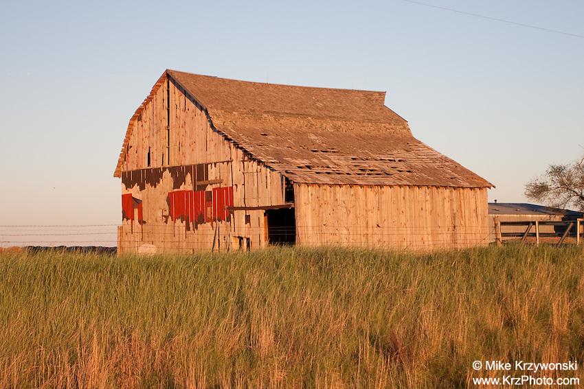 Abandoned Barn in Oklahoma