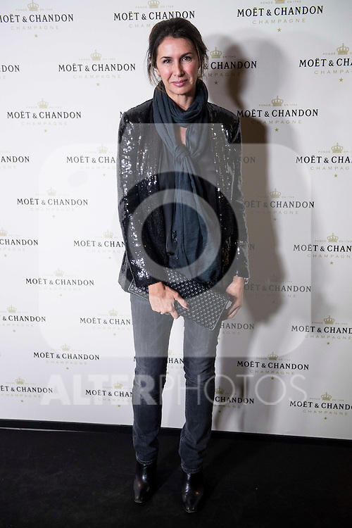 """Ana Garcia-Siñeriz attends to the photocall of the party """"OpenTheNow of Moët & Chandon in Madrid, December 02, 2015<br /> (ALTERPHOTOS/BorjaB.Hojas)"""