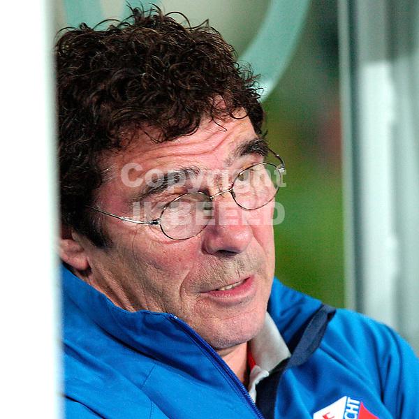 groningen - fc utrecht  eredivisie seizoen 2007-2008 14-09- 2007 van hanegem