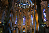 Barcelona, Spain<br /> Catalonia<br /> June 22, 2021<br /> <br /> Cathedral of Barcelona