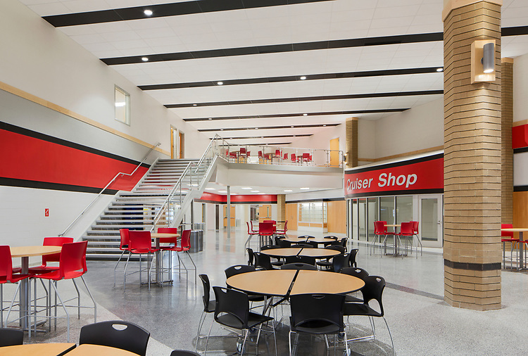 Groveport Madison High School | VSCW & Smoot Construction