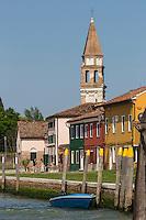 Italie, Vénétie, Venise,  Lagune de Venise, Île de Mazzorbo    // Italy, Veneto, Venice,  Venetian Lagoon, Mazzorbo island