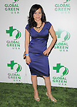 February 19,2009: Rosie Perez at The 6th Annual Global Green USA Pre-Oscar Party benefiting Green Schools held at Avalon in Hollywood, California. Copyright 2009 RockinExposures/NYDN