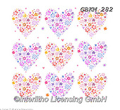 Kate, WEDDING, HOCHZEIT, BODA, valentine, Valentin, paintings+++++Feminine page 15 1,GBKM282,#W#,#V#, EVERYDAY ,valentine,hearts