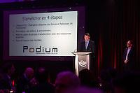 Montreal, CANADA, March 24, 2015<br /> Richard Blanchet, PDG de STIQ