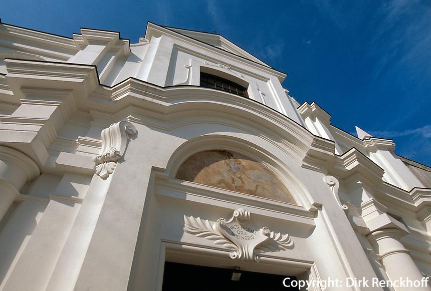 Kirche San Michele in Anacapri, Capri, Italien