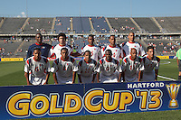 Cuba vs. Belize, July 16, 2013