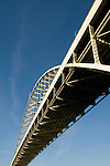 The Fremont Bridge, Portland, Oregon