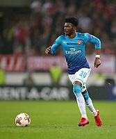 23.11.2017, Football UEFA Europa League 2017/2018,  Group Stage, 5.Match Day, 1. FC Koeln - FC Arsenal, im RheinEnergieStadion Koeln. Ainsley Maitland-Niles (FC Arsenal)  *** Local Caption *** © pixathlon +++ tel. +49 - (040) - 22 63 02 60 - mail: info@pixathlon.de<br /> <br /> +++ NED + SUI out !!! +++