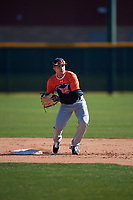 Daniel Barbero during the Under Armour All-America Tournament powered by Baseball Factory on January 18, 2020 at Sloan Park in Mesa, Arizona.  (Zachary Lucy/Four Seam Images)