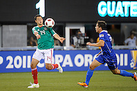 Javier Hernandez (14) of Mexico. Mexico defeated Guatemala 2-1 during a quarterfinal match of the 2011 CONCACAF Gold Cup at the New Meadowlands Stadium in East Rutherford, NJ, on June 18, 2011.