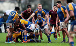 Action during the 1st XV Rugby match between Kings College and St Peters College, Kings College, Auckland, New Zealand. Saturday 24 June 2017. Photo: Simon Watts/www.bwmedia.co.nz for Kings College