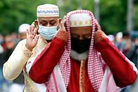 20210513 Preghiera per la fine del Ramadan