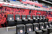 Harrison, NJ - Tuesday April 10, 2018: New York Red Bull Arena prior to leg two of a  CONCACAF Champions League semi-final match between the New York Red Bulls and C. D. Guadalajara at Red Bull Arena. C. D. Guadalajara defeated the New York Red Bulls 0-0 (1-0 on aggregate).