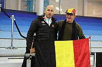 SPEEDSKATING: BELGIE: ©photo Martin de Jong