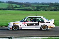 Round 2 of the 1992 British Touring Car Championship. #22 Karl Jones (GBR). Techspeed Racing. BMW M3.