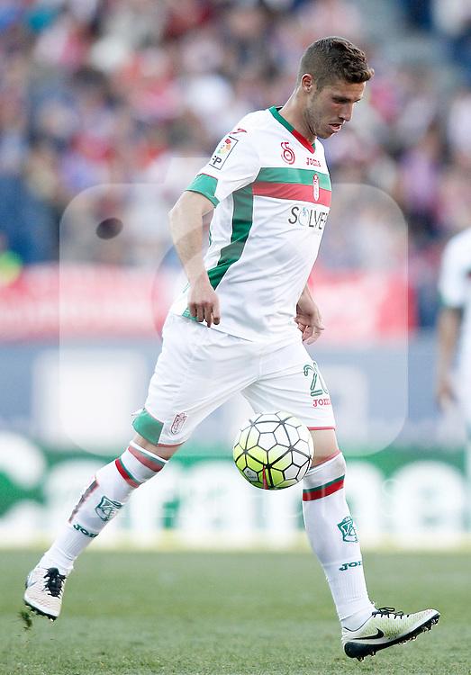 Granada Club de Futbol's Ruben Perez during La Liga match. April 17,2016. (ALTERPHOTOS/Acero)