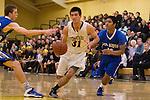 2013 boys basketball: Los Altos High School vs. Mountain View High School (2)