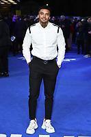 "Michael Griffiths<br /> arriving for the ""Blue Story"" premiere at the Curzon Mayfair, London.<br /> <br /> ©Ash Knotek  D3534 14/11/2019"