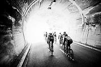 tunnel-vision<br /> <br /> 76th Paris-Nice 2018<br /> stage 6: Sisteron > Vence (198km)