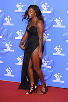 Kadeena Cox<br /> celebrating the inspirational winners in this year's National Lottery Awards, the search for the UK's favourite National Lottery-funded projects.  The glittering National Lottery Awards show, hosted by Ore Oduba, is on BBC One at 10.45pm on Wednesday 26th September.<br /> <br /> ©Ash Knotek  D3434  21/09/2018