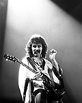 Black Sabbath 1978 Tony Iommi.© Chris Walter.