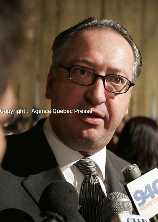 Claude Dauphin<br /> <br /> PHOTO : Agence Quebec Presse