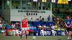 Hong Kong plays South Korea during the ARFU Asian Five Nations 2014 on May 10, 2014 at the Hong Kong Football Club in Hong Kong, China. Photo by Chung Yan / Power Sport Images