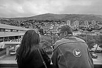 Seetembre 1991, ARCI e CGIL organizzano la Carovana della Pace, che in due settimane passerà da Lubiana, Zagabria, Belgrado, Sarajevo e Dubrovnich, incontrando le varie realtà pacifiste della Jugoslavia.