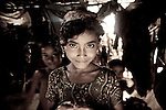 WAITING TO BE REGISTERED..The Rohingya, a Muslim ethnic minority originating from Myanmar, are denied citizenship and suffer persecution and discrimination in Myanmar. Hundreds of thousands have fled to Bangladesh. Thousands of unregistered Rohingya refugees are living in the Kutupalong makeshift camp, Bangladesh, are being forcibly displaced from their homes, in an act of intimidation and abuse by the local authorities. To date, an estimated 25,000 people have flocked to the Kutupalong makeshift camp hoping for recognition and assistance. Instead of finding help, they have been told that they cannot live next to the official camp, supported by the Bangladesh Government and the United Nations High Commissioner for Refugees. Nor can they legally live on adjacent Forestry Department land. They have nowhere to go and no way to meet their basic needs. Denied citizenship in Myanmar, hundreds of thousands of Rohingya have fled their homes to seek refuge abroad. Few have been granted refugee status. The majority struggle to survive, unrecognized and unassisted in Bangladesh.