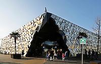 Nederland  Beverwijk  2017. De Bazaar in Beverwijk. De Bazaar in Beverwijk is al 37 jaar de plek waar uiteenlopende culturen samenkomen en is de grootste overdekte markt in Europa. De Bazaar bestaat uit verschillende marktdelen.  De Goudsouk. In de Goudsouk worden sieraden van goud en zilver verkocht.   Foto Berlinda van Dam / Hollandse Hoogte