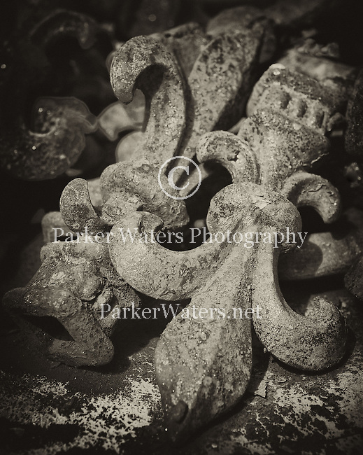 I have always liked the fleur de lis.  Here are just a few images and variations in color.