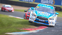 30th August 2020; Knockhill Racing Circuit, Fife, Scotland; Kwik Fit British Touring Car Championship, Knockhill, Race Day; Ashley Sutton in action during round 10 of the BTCC