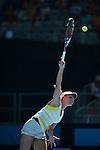 Vekic loses at Australian Open in Melbourne Australia on 17th January 2013