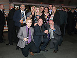 St Johnstone FC Hall of Fame Dinner, Perth Concert Hall….03.04.16<br />Barossa Street saints at the evening<br />Picture by Graeme Hart.<br />Copyright Perthshire Picture Agency<br />Tel: 01738 623350  Mobile: 07990 594431