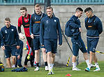 St Johnstone Training….15.09.17<br />Denny Johnstone pictured during training this morning at McDiarmid Park ahead of tomorrow's game at Dundee<br />Picture by Graeme Hart.<br />Copyright Perthshire Picture Agency<br />Tel: 01738 623350  Mobile: 07990 594431