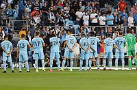 Minnesota United FC v Los Angeles Galaxy, September 18, 2021